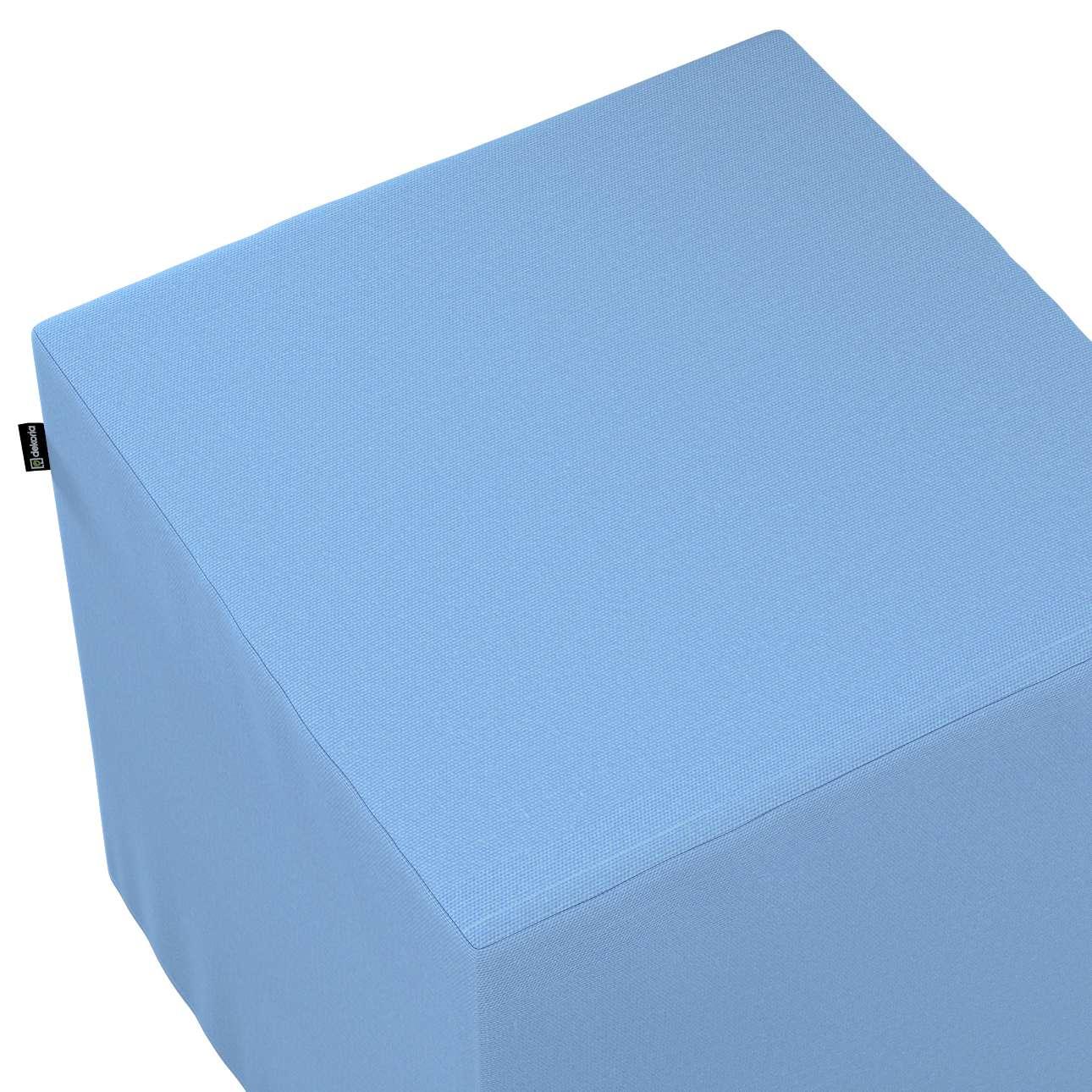 Sitzwürfel von der Kollektion Loneta, Stoff: 133-21