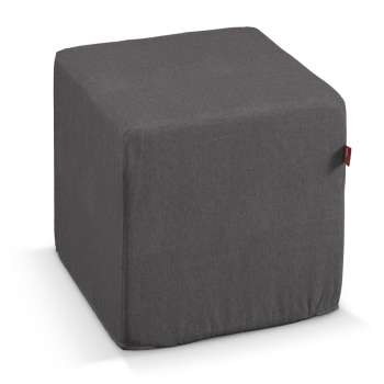 Sedák kostka - pevná 40x40x40 v kolekci Etna, látka: 705-35
