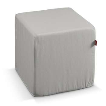 Sedák kostka - pevná 40x40x40 40 x 40 x 40 cm v kolekci Etna, látka: 705-90