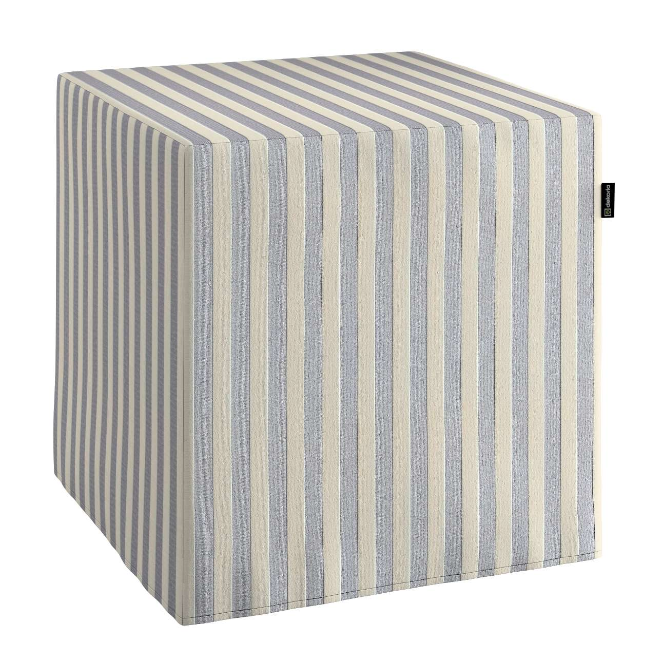 Sitzwürfel von der Kollektion Quadro, Stoff: 136-02