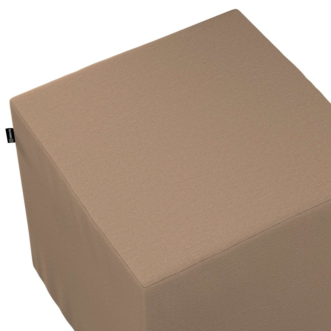 Pufa kostka w kolekcji Quadro, tkanina: 136-09