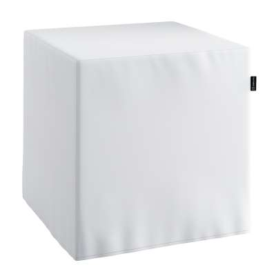 Sedák Cube - kostka pevná 40x40x40 v kolekci Comics, látka: 139-00