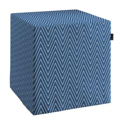 Sedák Cube - kostka pevná 40x40x40 137-88 Kolekce Comics