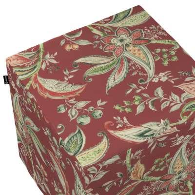 Sitzwürfel von der Kollektion Gardenia, Stoff: 142-12