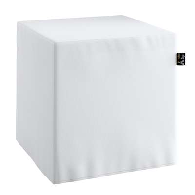 Nano cube pouf 133-02 off white Collection Happiness