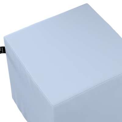 Nano pufas - kubas 133-35 žydra Kolekcija Happiness