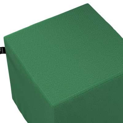 Puf kostka Nano 133-18 láhev zelená Kolekce Happiness