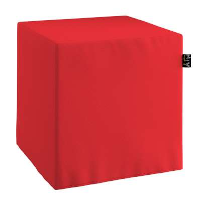 Puf kostka Nano 133-43 Červené Kolekce Happiness