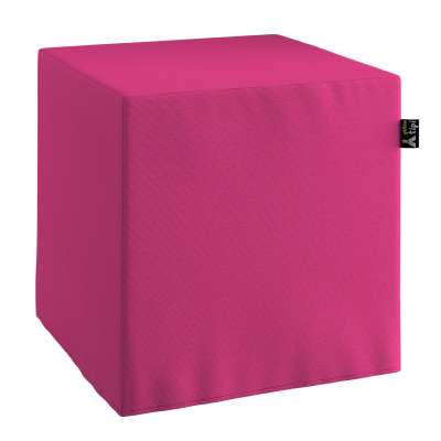 Nano cube pouf in collection Happiness, fabric: 133-60