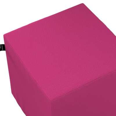 Puf kostka Nano 133-60 różowy Kolekcja Happiness