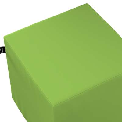 Nano cube pouf in collection Cotton Story, fabric: 702-27