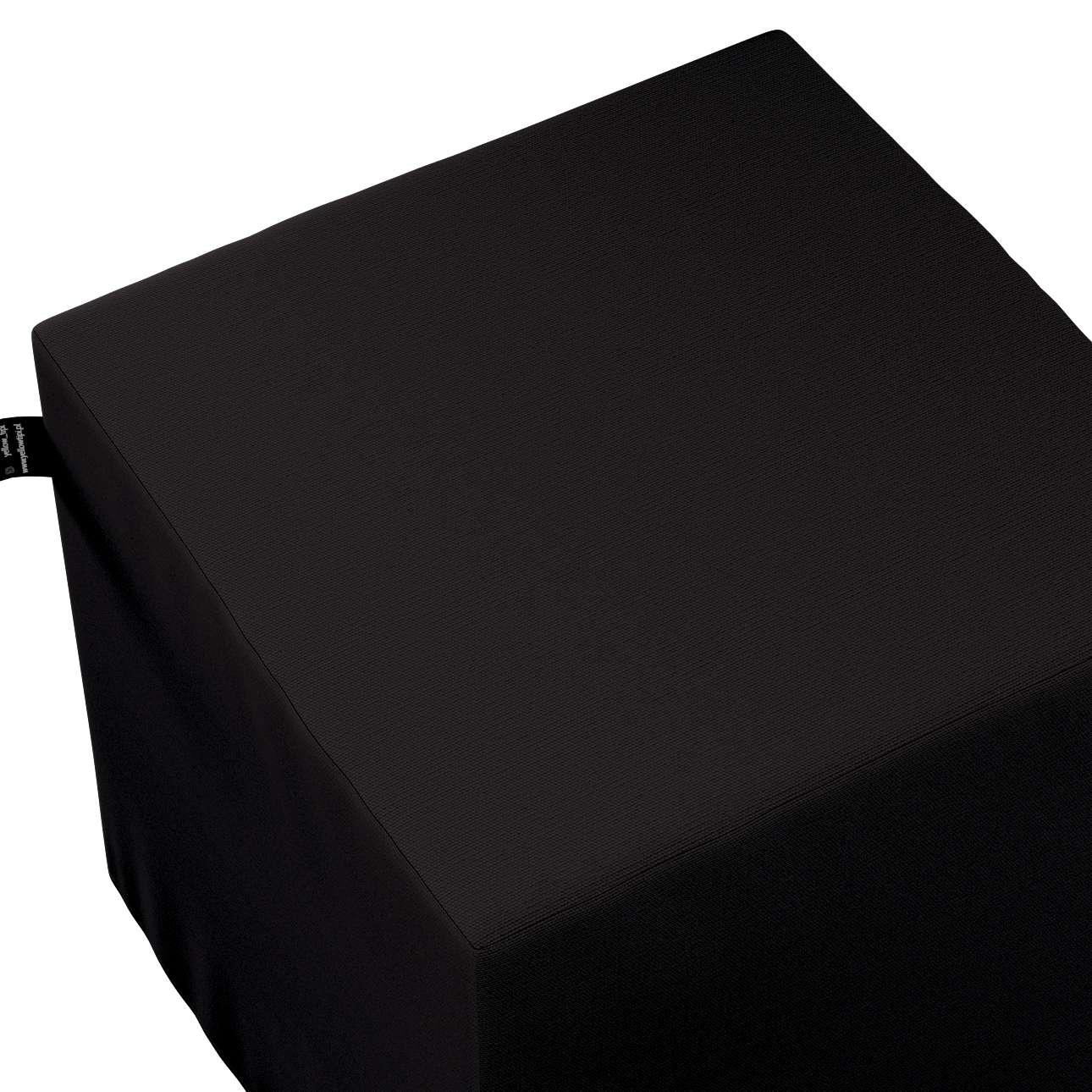 Puf kostka Nano w kolekcji Cotton Story, tkanina: 702-09