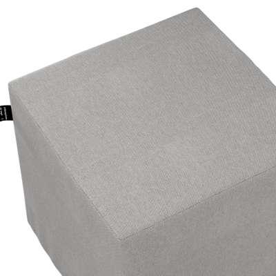 Puf kostka Nano 705-90 jasny popiel Kolekcja Lollipop