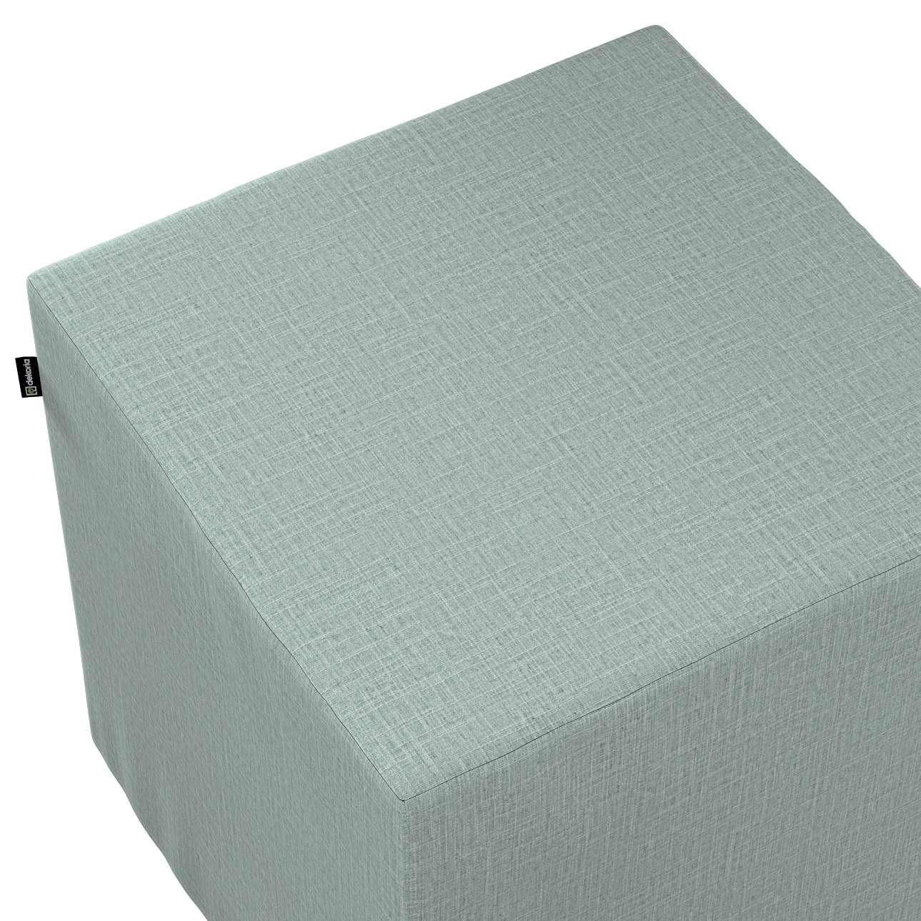 Sitzwürfel von der Kollektion Living II, Stoff: 160-86