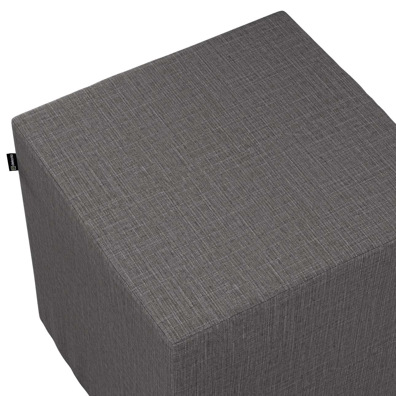 Sitzwürfel von der Kollektion Living II, Stoff: 161-16