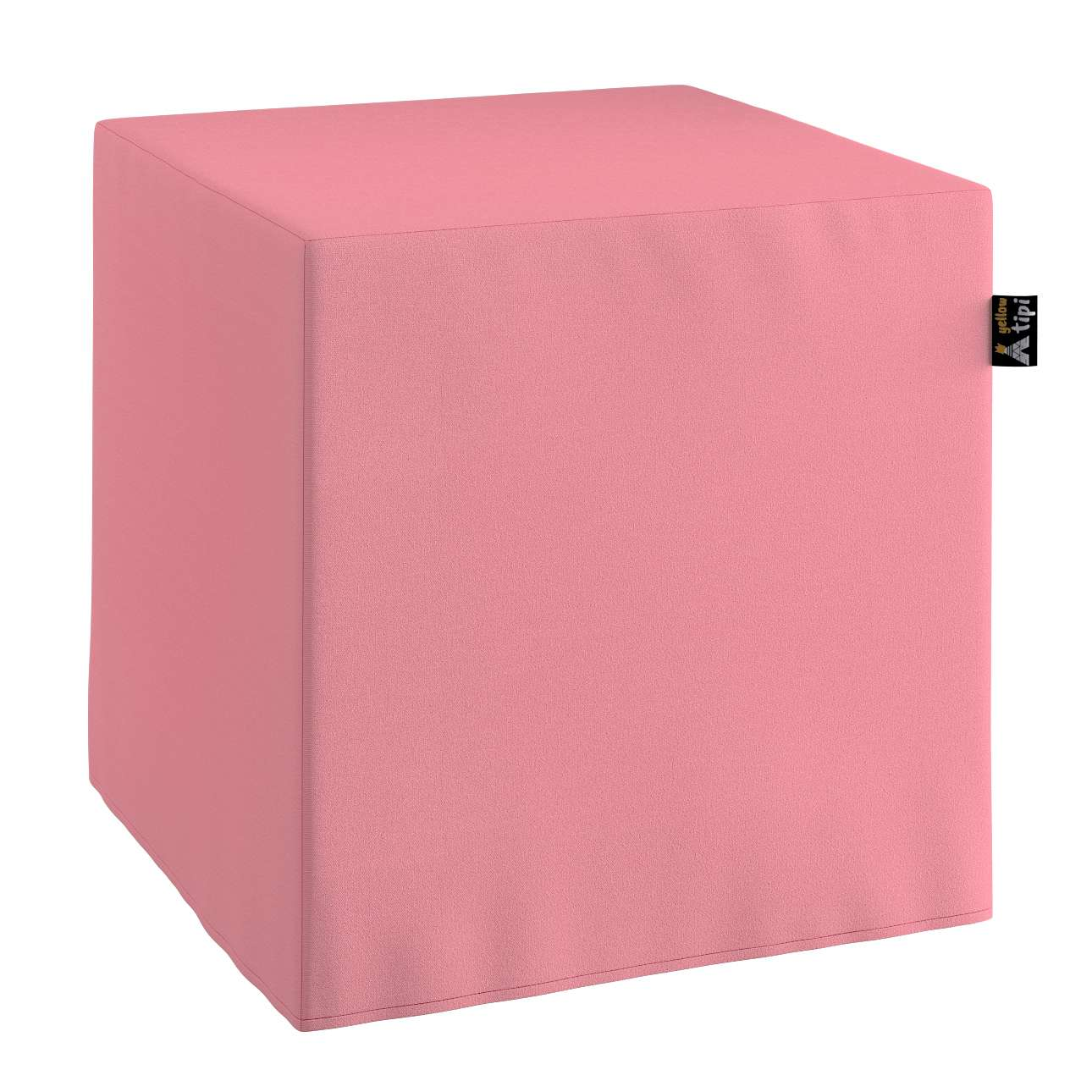 Nano cube pouf in collection Happiness, fabric: 133-62