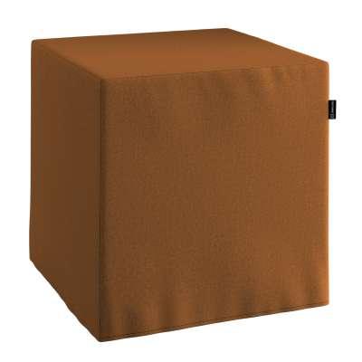 Taburetka tvrdá, kocka 161-28 karmelová Kolekcia Living 2