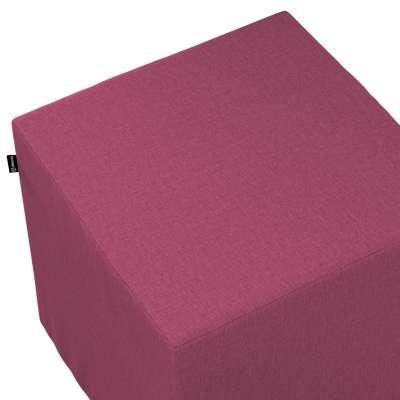 Siddepuf og fodskammel 160-44 Fuchsia Kollektion Living