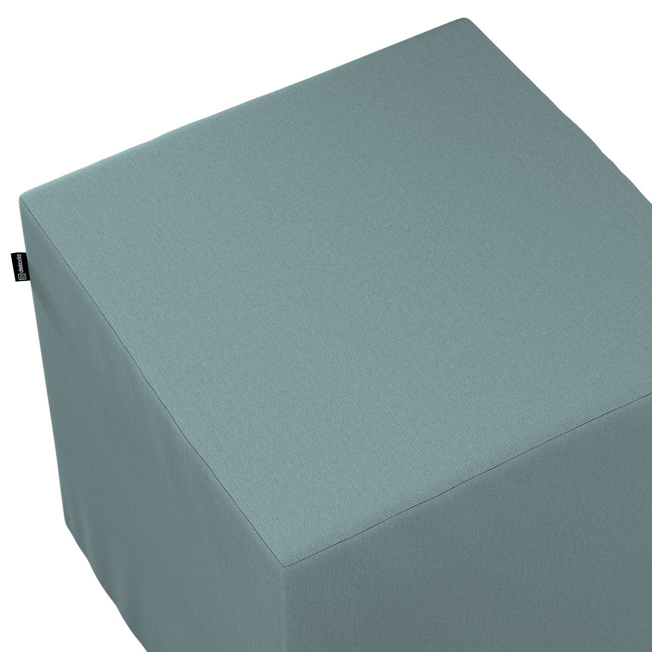 Sitzwürfel von der Kollektion Cotton Panama, Stoff: 702-40