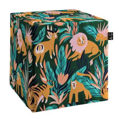 Nano cube pouf 500-42 green Collection Magic Collection