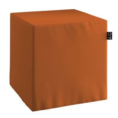 Puf kostka Nano 702-42 rudy Kolekcja Cotton Story