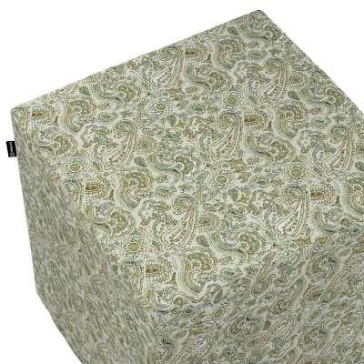 Sitzwürfel von der Kollektion Flowers, Stoff: 143-68