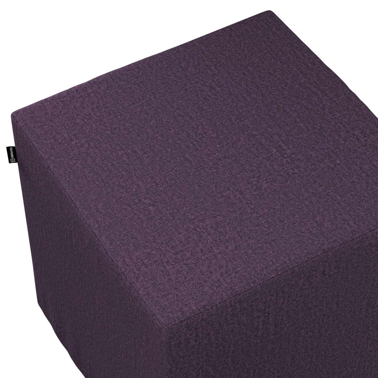 Sitzwürfel von der Kollektion Living, Stoff: 161-67