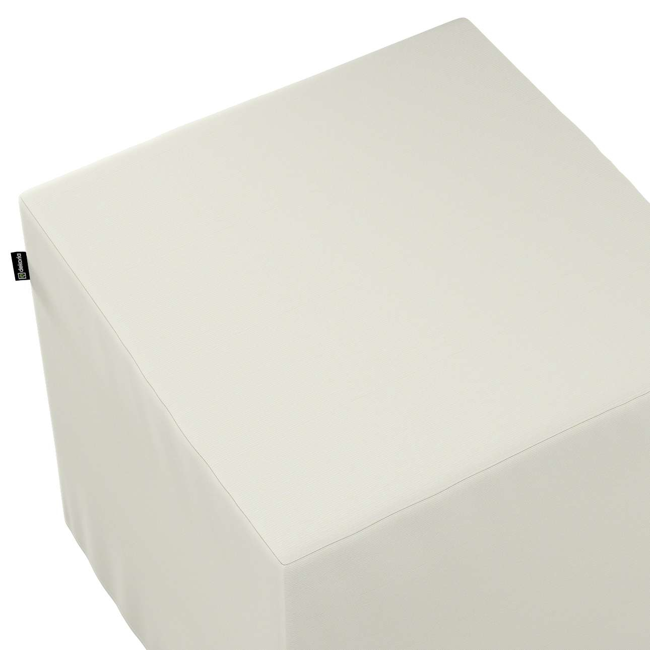 Sedák Cube - kostka pevná 40x40x40 v kolekci Jupiter, látka: 127-00