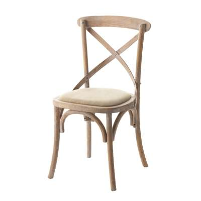 Eetkamerstoel Fabio Franse meubels - Dekoria.nl