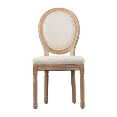 Stoel Cristiano II Franse meubels - Dekoria.nl