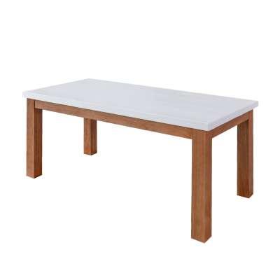 Asztal Cambel 160cm, natúr Bútor - Dekoria.hu