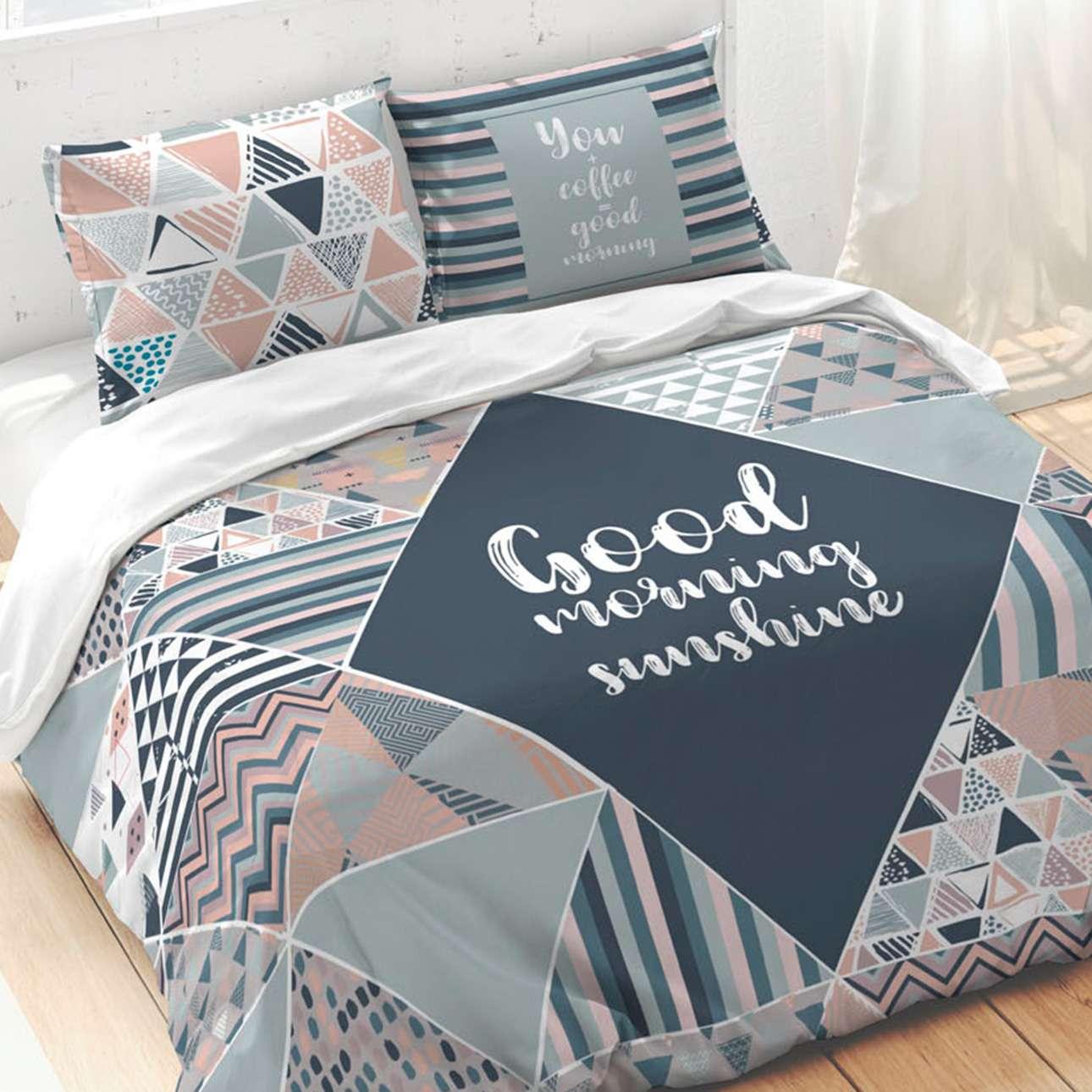 Komplet pościeli Zentangels 160 × 200 cm