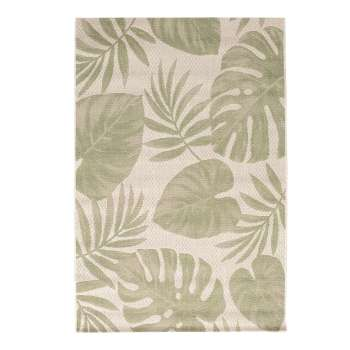Teppich Cottage wool/ jungle green 120x170cm