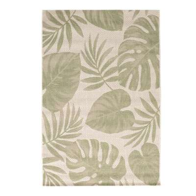 TRENDY koberec Cottage wool/ jungle green 120x170cm
