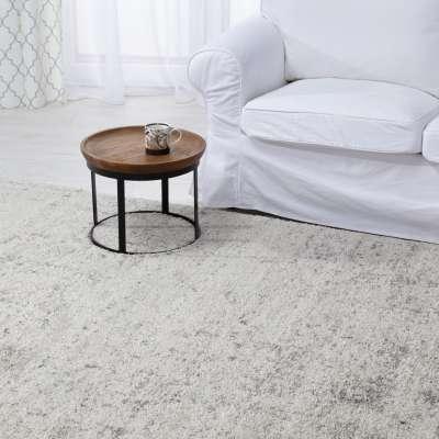 Royal Living cream/ dark grey 160x230cm Gulvtepper - Dekoria.no