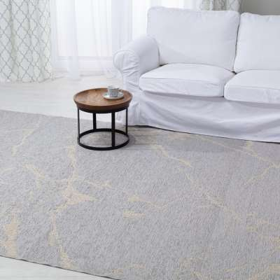 Teppich Velvet wool/grey 200x290cm Teppiche - Dekoria.de