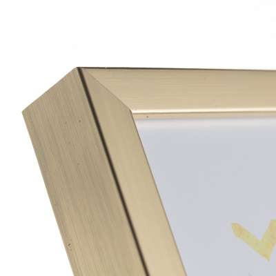 Fotorahmen Simple Gold Bold 18x24cm