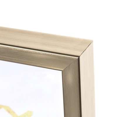 Fotorahmen Simple Gold Bold 21x30cm