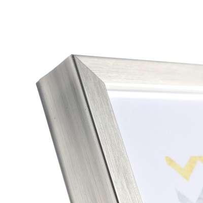 Ramka Simple Silver Bold 18x24cm