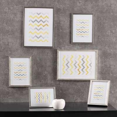Rėmelis Simple Silver Bold 21x30cm Rėmeliai nuotraukoms - Dekoria.lt