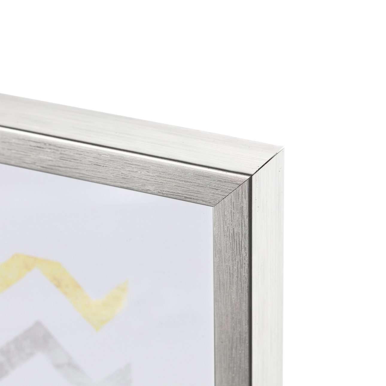 Ramka Simple Silver Bold 30x40cm