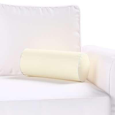 Poduszka wałek prosty z lamówką
