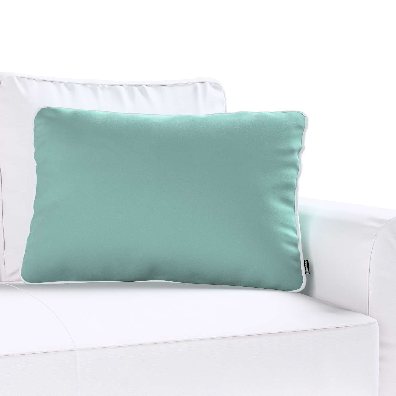 Poszewka Laura na poduszkę prostokątna w kolekcji Velvet, tkanina: 704-18