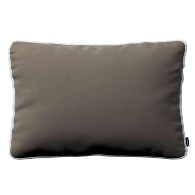 Dekoratyvinės pagalvėlės užvalkalas Laura 704-19 Rusva Kolekcija Velvetas/Aksomas