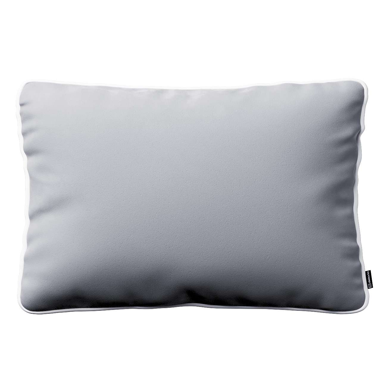 Poszewka Laura na poduszkę prostokątna 60 × 40 cm w kolekcji Velvet, tkanina: 704-24