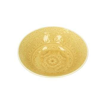 Miska Yellow Amber 22cm