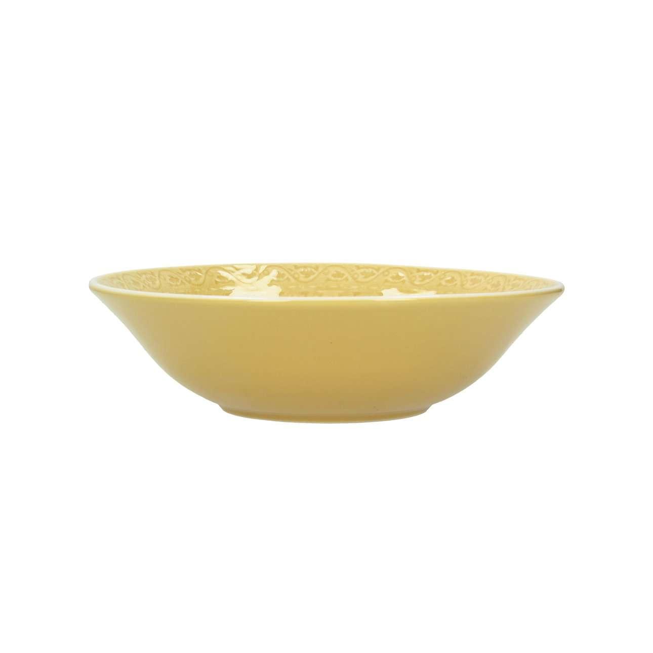Schüssel Yellow Amber 22cm