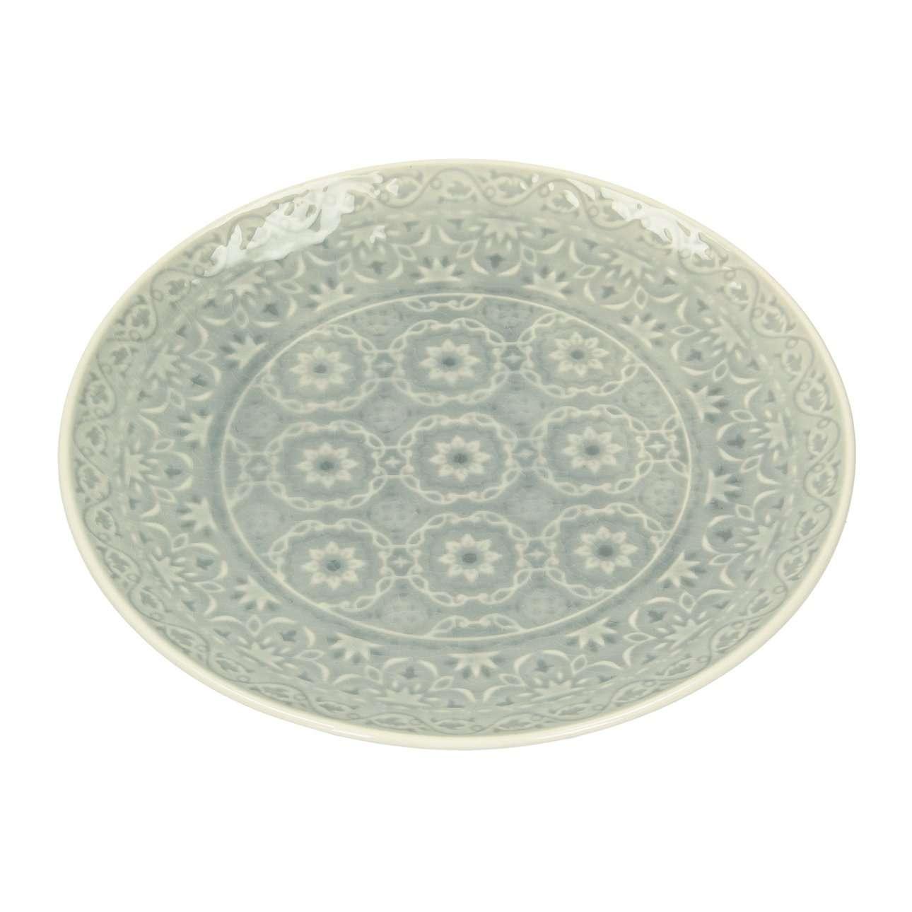 Talíř obědový Grey Stone 27cm