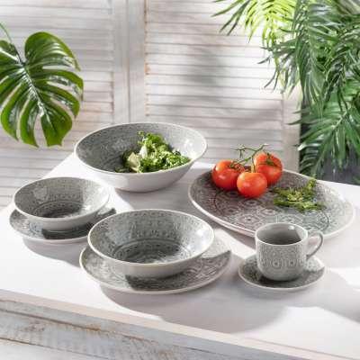 Schale Grey Stone 36cm
