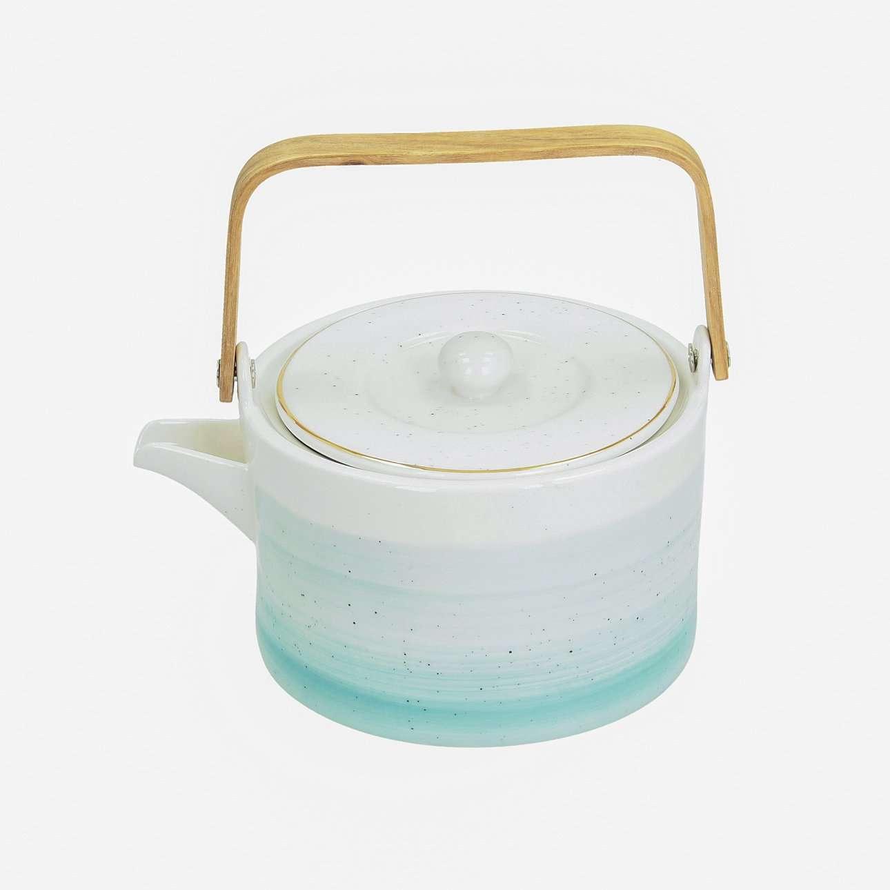 Čajník porcelánový Artesanal blue 800ml